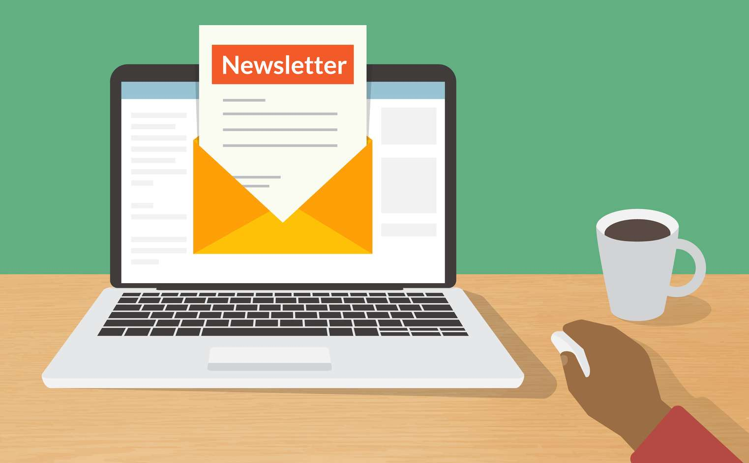 Pianificare una strategia marketing con lo strumento di newsletter