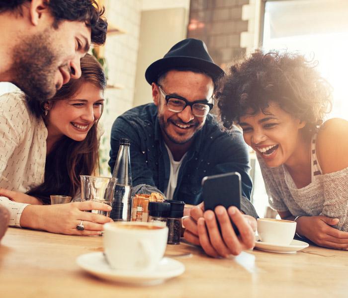 Social Media Network Itaca Lab