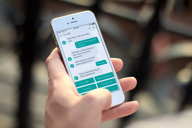 digital healtcare chatbot