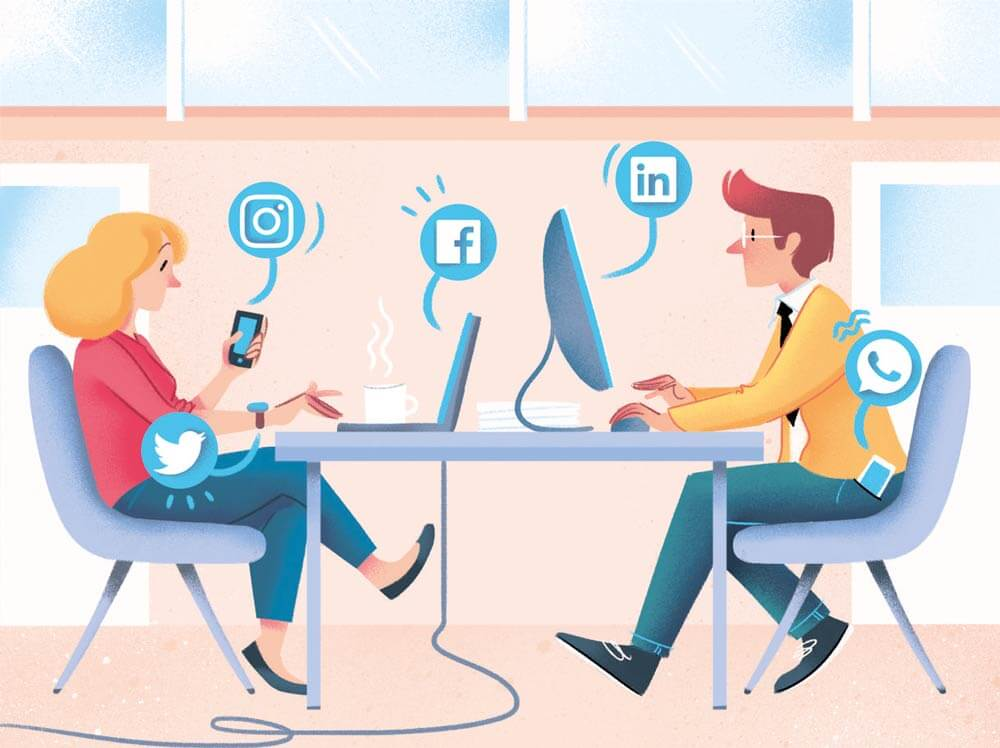 Social media, le linee guida per migliorare la comunicazione dei dipendenti all'interno delle strutture sanitarie